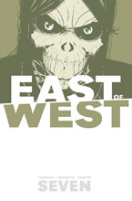 Image: East of West Vol. 07 SC  - Image Comics