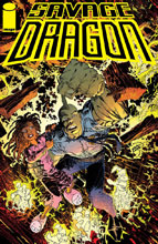 Image: Savage Dragon: Warfare SC  - Image Comics