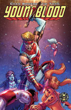 Image: Youngblood [2017] #2 (cover B - Liefeld) - Image Comics