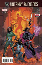 Image: Uncanny Avengers #24 (Secret Empire) - Marvel Comics
