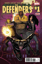 Image: Defenders #1 - Marvel Comics