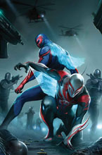 Image: Spider-Man 2099 #24 - Marvel Comics