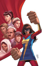 Image: Ms. Marvel #19 - Marvel Comics