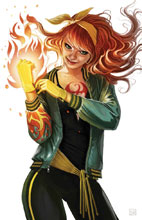 Image: Iron Fist #4 (variant Mary Jane cover - Hans) - Marvel Comics
