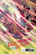 Image: All-New Guardians of the Galaxy #4 (variant cover - Dauterman) - Marvel Comics
