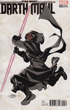 Image: Star Wars: Darth Maul #5 (Dodson variant cover - 00531)  [2017] - Marvel Comics