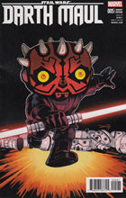 Image: Star Wars: Darth Maul #5 (Olortegui Funko variant cover - 00521)  [2017] - Marvel Comics