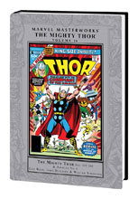 Image: Marvel Masterworks: The Mighty Thor Vol. 16 HC  - Marvel Comics
