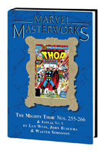Image: Marvel Masterworks Vol. 251: The Mighty Thor Nos. 255-266 & Annual No. 6 HC  - Marvel Comics