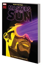 Image: Black-Eyed Peas Presents: Masters of the Sun - The Zombies Chronicles SC  - Marvel Comics