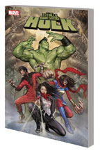 Image: Totally Awesome Hulk Vol. 03: Big Apple Showdown SC  - Marvel Comics