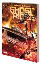 Image: Ghost Rider Vol. 01: Four on the Floor SC  - Marvel Comics