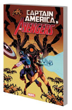 Image: Captain America and the Avengers: The Complete Collection SC  - Marvel Comics