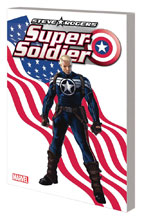 Image: Steve Rogers: Super Soldier - The Complete Collection SC  - Marvel Comics
