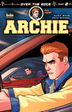 Image: Archie #21 (cover A - Pete Woods)  [2017] - Archie Comic Publications