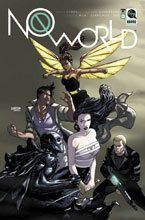 Image: No World #3 (cover A - Gunderson) - Aspen MLT Inc