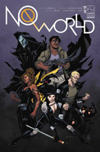 Image: No World #3 (cover B - Renna) - Aspen MLT Inc