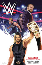 Image: WWE Ongoing Vol. 01 SC  - Boom! Studios