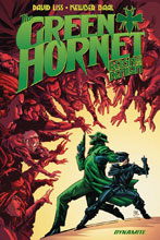Image: Green Hornet: Reign of the Demon SC  - Dynamite