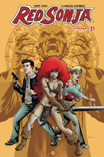 Image: Red Sonja #6 (cover A - McKone) - Dynamite