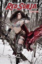 Image: Red Sonja #6 (cover D - Cosplay)  [2017] - Dynamite