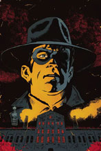 Image: Will Eisner's The Spirit: Corpse Makers Vol. 02 #5 (cover B incentive - Francavilla) (10-copy) - Dynamite