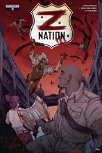 Image: Z Nation #3 (cover A - Medri) - Dynamite