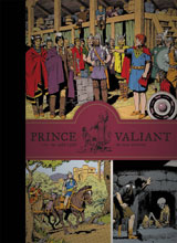 Image: Prince Valiant Vol. 15: 1965-1966 HC  - Fantagraphics Books