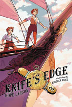 Image: Four Points Vol. 02: Knifes Edge GN HC  - Farrar, Straus And Giroux