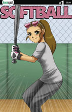 Image: Softball #1 (cover D - Joseco) - Keenspot Entertainment