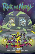 Image: Rick & Morty Vol. 05 SC  - Oni Press Inc.