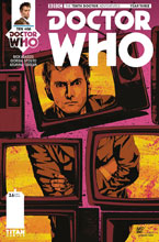 Image: Doctor Who: The 10th Doctor - Year Three #6 (cover A - Fuso) - Titan Comics