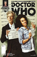 Image: Doctor Who: The 12th Doctor Year Three #5 (cover A - Iannicello) - Titan Comics
