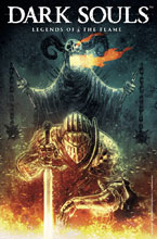Image: Dark Souls: Legends of the Flame SC  - Titan Comics