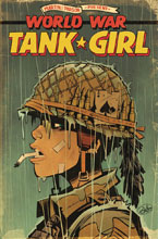 Image: World War Tank Girl SC  - Titan Comics
