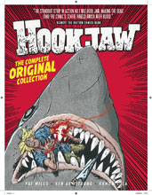Image: Hook Jaw Classic Collection HC  - Titan Comics