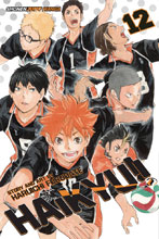 Image: Haikyu!! Vol. 12 GN  - Viz Media LLC