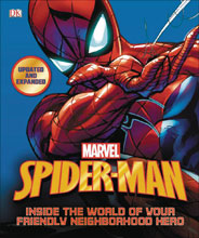 Image: Spider-Man: Inside the World Friendly Neighborhood Hero  (Updated) - DK Publishing Co