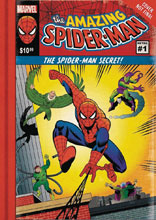 Image: Amazing Spider-Man: Spider-Man Secret HC  - Marvel Press