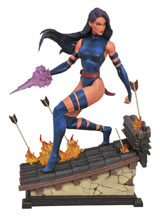 Image: Marvel Premier Collector Statue: Psylocke  - Diamond Select Toys LLC