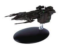 Image: Star Trek Official Starships Collection: Assimilated Artic One #99 - Eaglemoss Publications Ltd