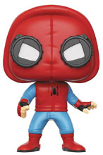 Image: POP! Marvel Vinyl Figure 222: Spider-Man Homecoming - Spider Man  (Homemade Suit) - Funko