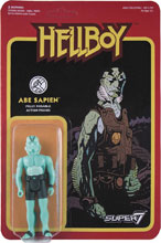 Image: Reaction Hellboy Action Figure Wave 1: Abe Sapien  - Super 7