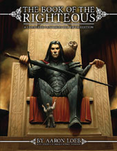 Image: Book of the Righteous 5E HC  - Green Ronin Publishing