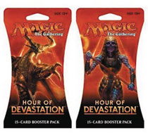 Image: Magic the Gathering TCG: Hour of Devestation Bundle Pack  - Wizards of The Coast