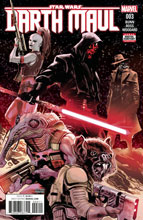 Image: Darth Maul #3 (2nd printing variant)  [2017] - Marvel Comics