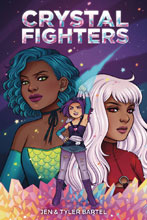 Image: Crystal Fighters SC  - Dark Horse Comics
