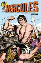 Image: Hercules: Adventures of the Man-God Archive HC  - Dark Horse Comics