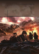 Image: World of Tanks: Citadel #2  [2018] - Dark Horse Comics