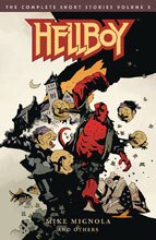 Image: Hellboy: The Complete Short Stories Vol. 02 SC  - Dark Horse Comics